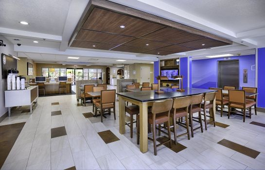 Restaurant Holiday Inn Express & Suites JACKSONVILLE-SOUTH