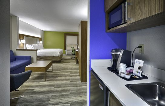 Suite Holiday Inn Express & Suites JACKSONVILLE-SOUTH
