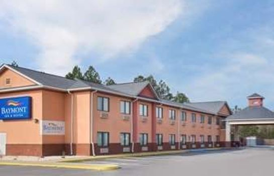 Vista exterior Holiday Inn Express JESUP