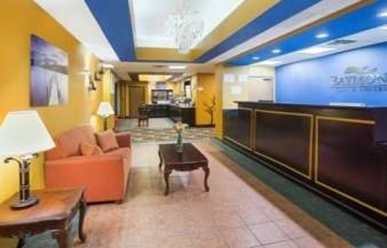 Hotelhalle Holiday Inn Express JESUP