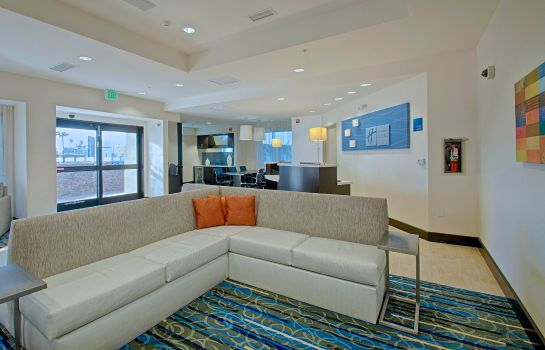 Lobby Holiday Inn Express & Suites COSTA MESA