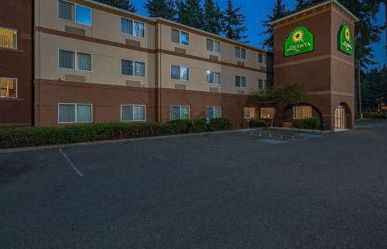Exterior view La Quinta Inn Olympia Lacey