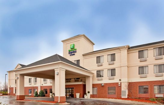 Außenansicht Holiday Inn Express & Suites KANSAS CITY-LIBERTY (HWY 152)