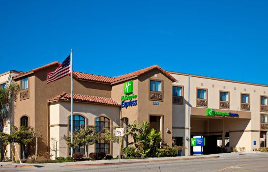 Buitenaanzicht Holiday Inn Express & Suites HERMOSA BEACH