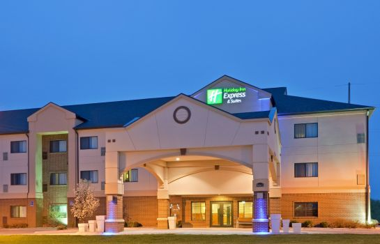 Außenansicht Holiday Inn Express & Suites LINCOLN SOUTH