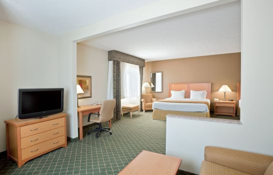 Suite Holiday Inn Express & Suites LINCOLN SOUTH