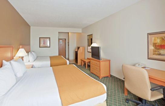 Zimmer Holiday Inn Express & Suites LINCOLN SOUTH