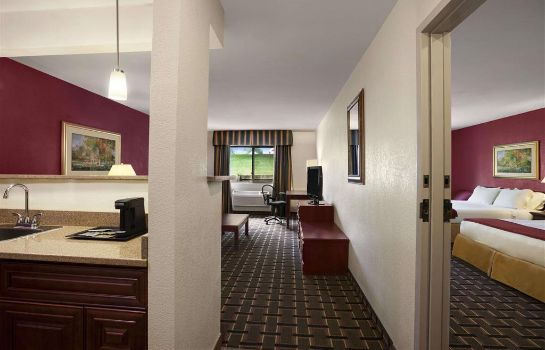Suite BAYMONT INN AND SUITES LINCOLN
