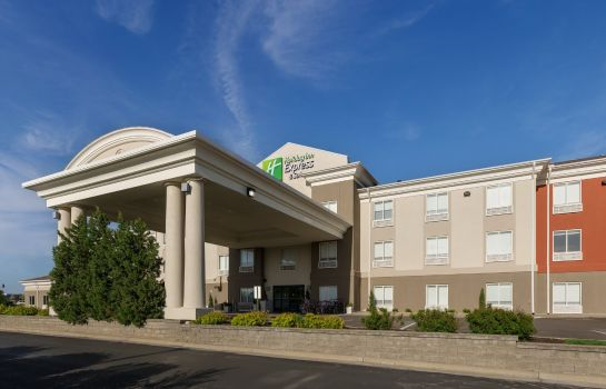 Außenansicht Holiday Inn Express & Suites LAWRENCE
