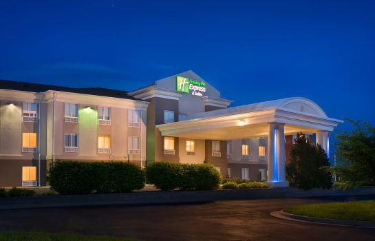 Vue extérieure Holiday Inn Express & Suites LAWRENCE
