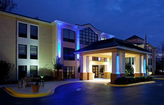 Außenansicht Holiday Inn Express & Suites LEXINGTON-HWY 378