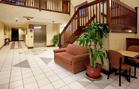 Hotelhalle Holiday Inn Express & Suites LEXINGTON-HWY 378