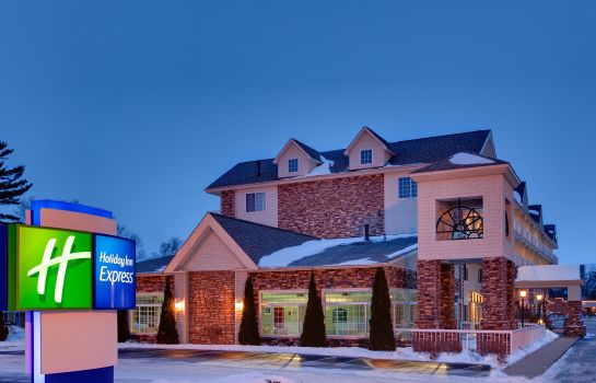Außenansicht Holiday Inn Express MACKINAW CITY