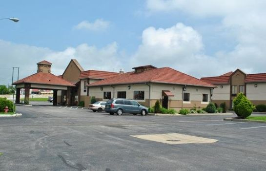 Außenansicht Quality Inn and Suites Medina- Akron Wes