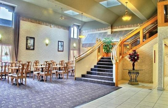 Hotelhalle Quality Inn and Suites Medina- Akron Wes
