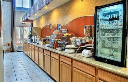 Restaurant Quality Inn and Suites Medina- Akron Wes