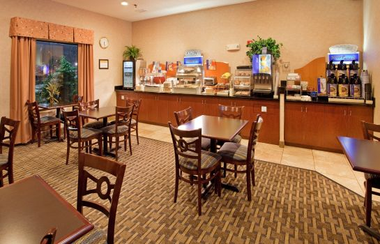 Restaurant Holiday Inn Express & Suites KANSAS CITY-LIBERTY (HWY 152)