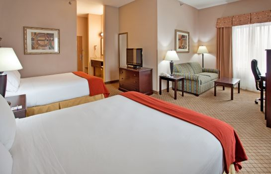 Suite Holiday Inn Express & Suites KANSAS CITY-LIBERTY (HWY 152)