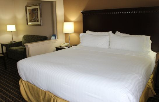 Zimmer Holiday Inn Express & Suites KANSAS CITY-LIBERTY (HWY 152)