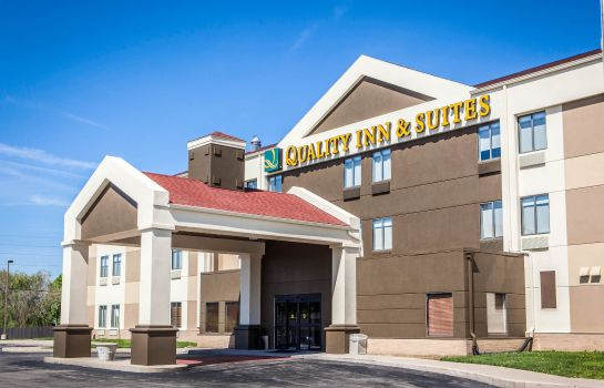 Vista exterior Best Western Plus Lee's Summit Hotel & Suites