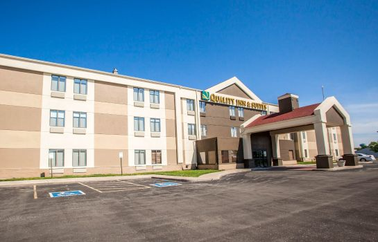 Exterior view BEST WESTERN PLUS LEES SUMMIT HTL