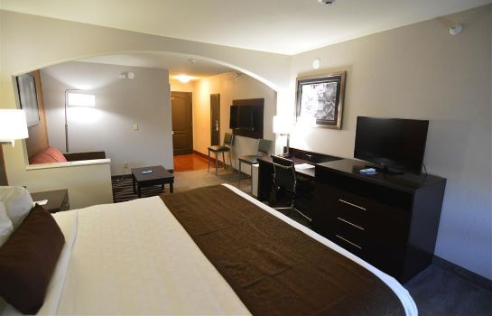 Suite Best Western Plus Lee's Summit Hotel & Suites