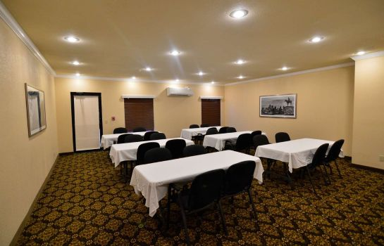 Sala de reuniones Best Western Plus Lee's Summit Hotel & Suites