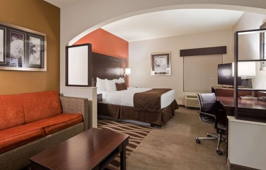 Room BEST WESTERN PLUS LEES SUMMIT HTL