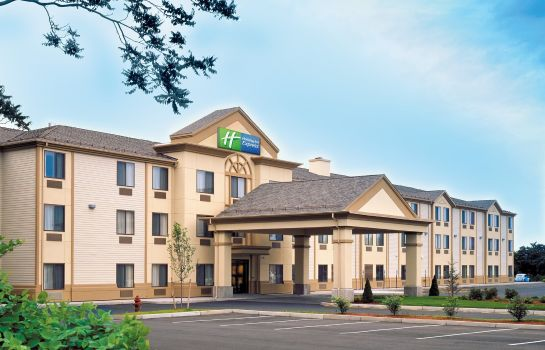Exterior view Holiday Inn Express NEWPORT NORTH - MIDDLETOWN