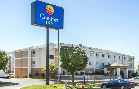 Außenansicht Comfort Inn Oklahoma City South - I-240