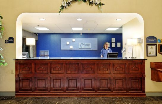 Hol hotelowy COUNTRY INN SUITES MONROEVILLE