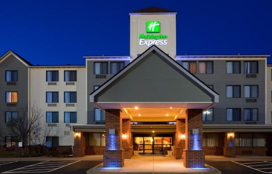 Außenansicht Holiday Inn Express & Suites COON RAPIDS-BLAINE AREA