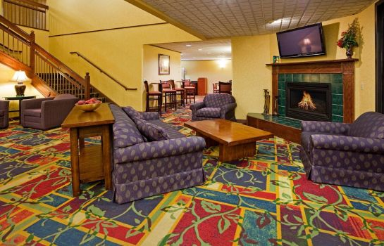 Hotelhalle Holiday Inn Express & Suites COON RAPIDS-BLAINE AREA