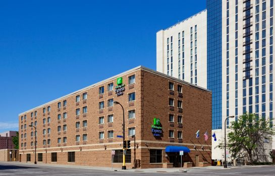 Vue extérieure Holiday Inn Express & Suites MINNEAPOLIS-DWTN (CONV CTR)