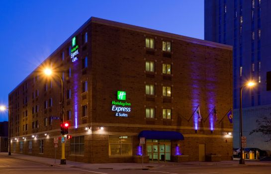 Vista esterna Holiday Inn Express & Suites MINNEAPOLIS-DWTN (CONV CTR)