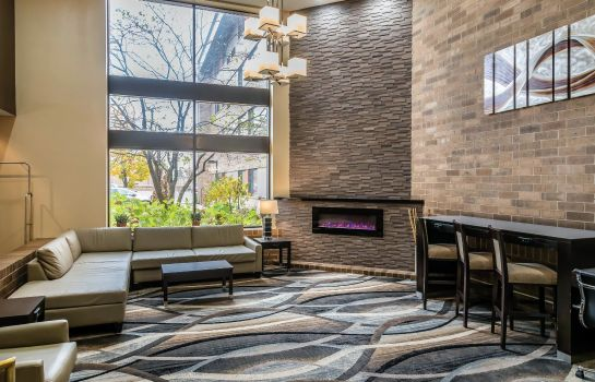 Hol hotelowy Quality Inn & Suites Mall of America - MSP Airport