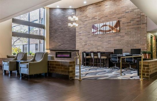 Hol hotelowy Quality Inn and Suites Mall of America -