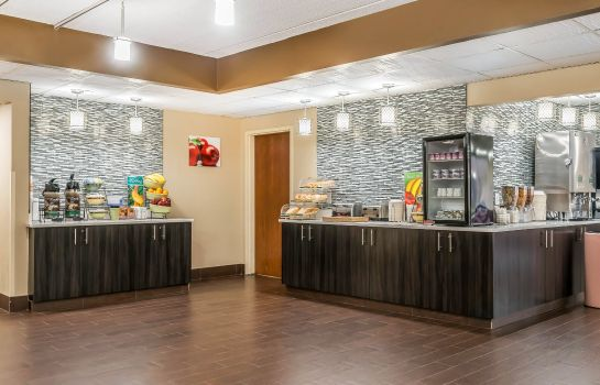 Restauracja Quality Inn and Suites Mall of America -