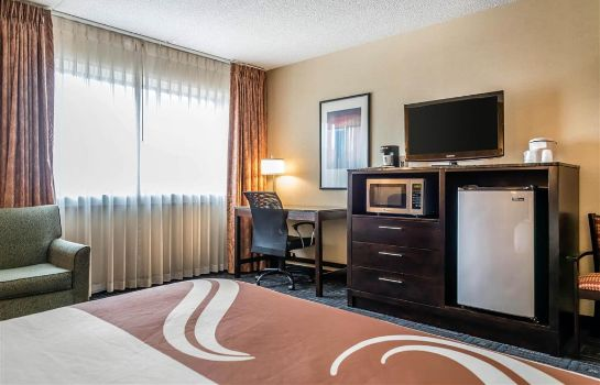 Pokój Quality Inn and Suites Mall of America -