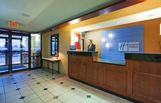 Hotelhalle Holiday Inn Express & Suites MINNEAPOLIS (GOLDEN VALLEY)