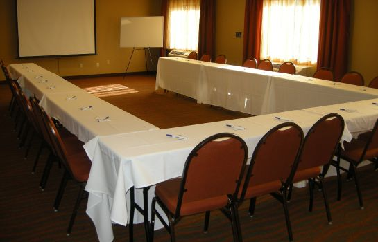 Tagungsraum Holiday Inn Express & Suites MINNEAPOLIS (GOLDEN VALLEY)