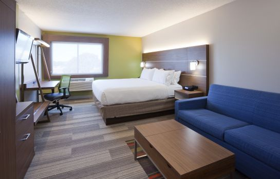 Zimmer Holiday Inn Express & Suites MINNEAPOLIS (GOLDEN VALLEY)