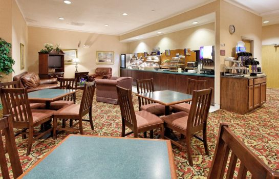 Restaurant Holiday Inn Express METROPOLIS