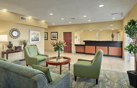 Hotelhalle Comfort Inn Oklahoma City South - I-240