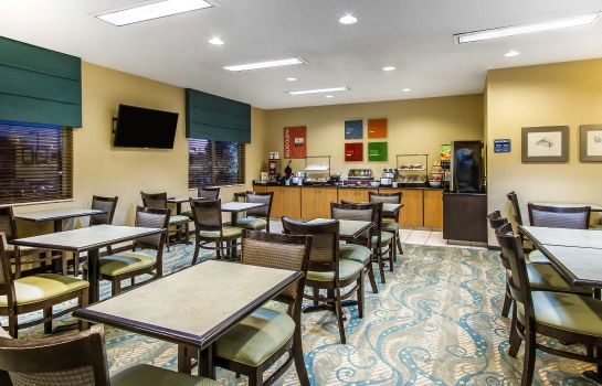 Restaurant Comfort Inn Oklahoma City South - I-240
