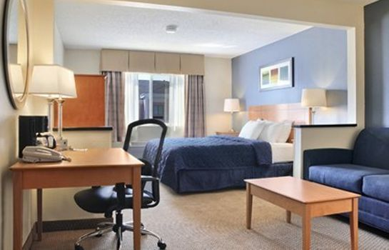 Suite Comfort Inn Oklahoma City South - I-240