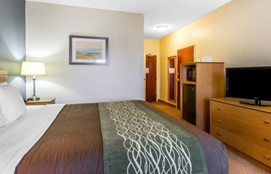 Zimmer Comfort Inn Oklahoma City South - I-240