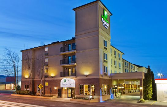 Außenansicht Holiday Inn Express & Suites PORTLAND-NW DOWNTOWN