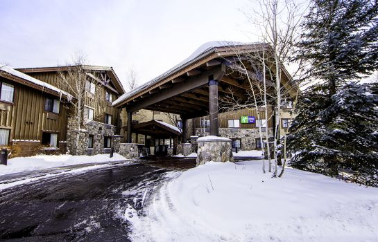 Außenansicht Holiday Inn Express & Suites PARK CITY