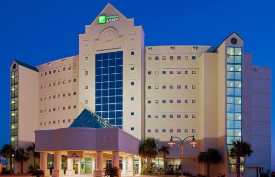 Exterior view Holiday Inn Express PENSACOLA BEACH